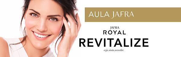 Aula Jafra - Royal Revitalize